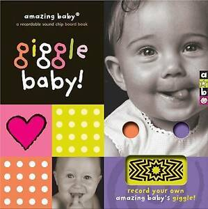 Amazing-Baby-Giggle-Baby-by-Emma-Dodd-Good-Used-Book-Board-book-FREE-amp-FAST