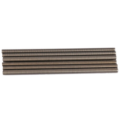 Feingewinde Gewindestangen DIN976 Edelstahl A2 Gewindestange M6~M20 Länge 250mm