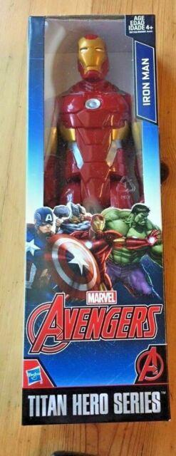 New Marvel Legends Titan Hero Series Iron man Figure NIB