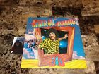 Weird Al Yankovic Rare Authentic Hand Signed Vinyl LP Record IN 3-D + Photo REAL