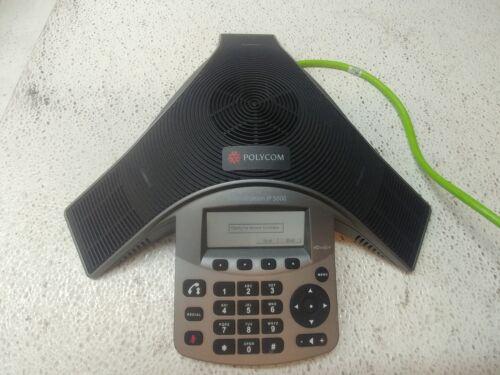 Polycom 2201-30900-001 SoundStation IP 5000 IP Conference Phone Reset to Default