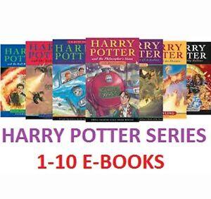 Harry Potter Ebooks Free Pdf