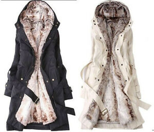 Warm Winter Coats For Women