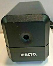 X Acto Electric Pencil Sharpener 18xxx Cn