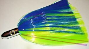 "4 Fishing Lure Ilander Style 9/"" Trolling Tuna Wahoo Marlin Mahi Iland Purple"
