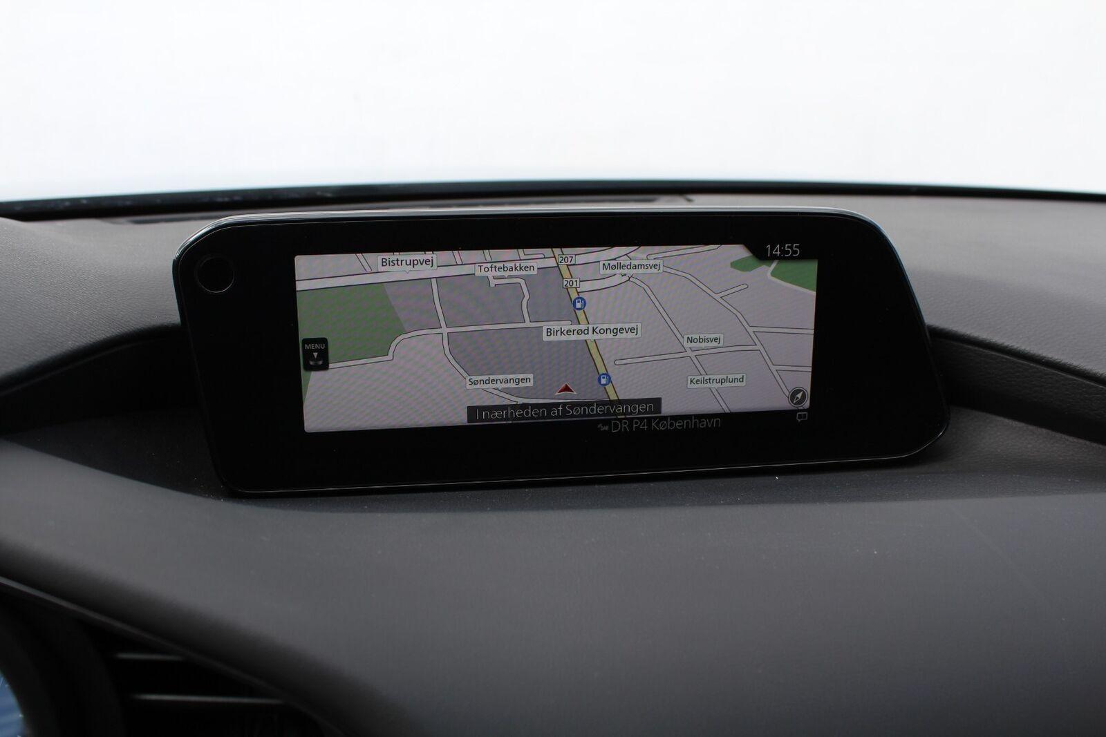 Mazda 3 2,0 SkyActiv-G 122 Sky - billede 8