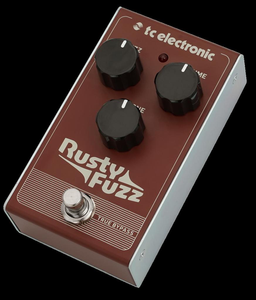 TC Electronic Rusty Fuzz - NEU