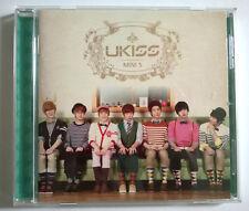 U-KISS Bran New Kiss CD Japan Press Normal Version K-POP Bonus Track Kpop