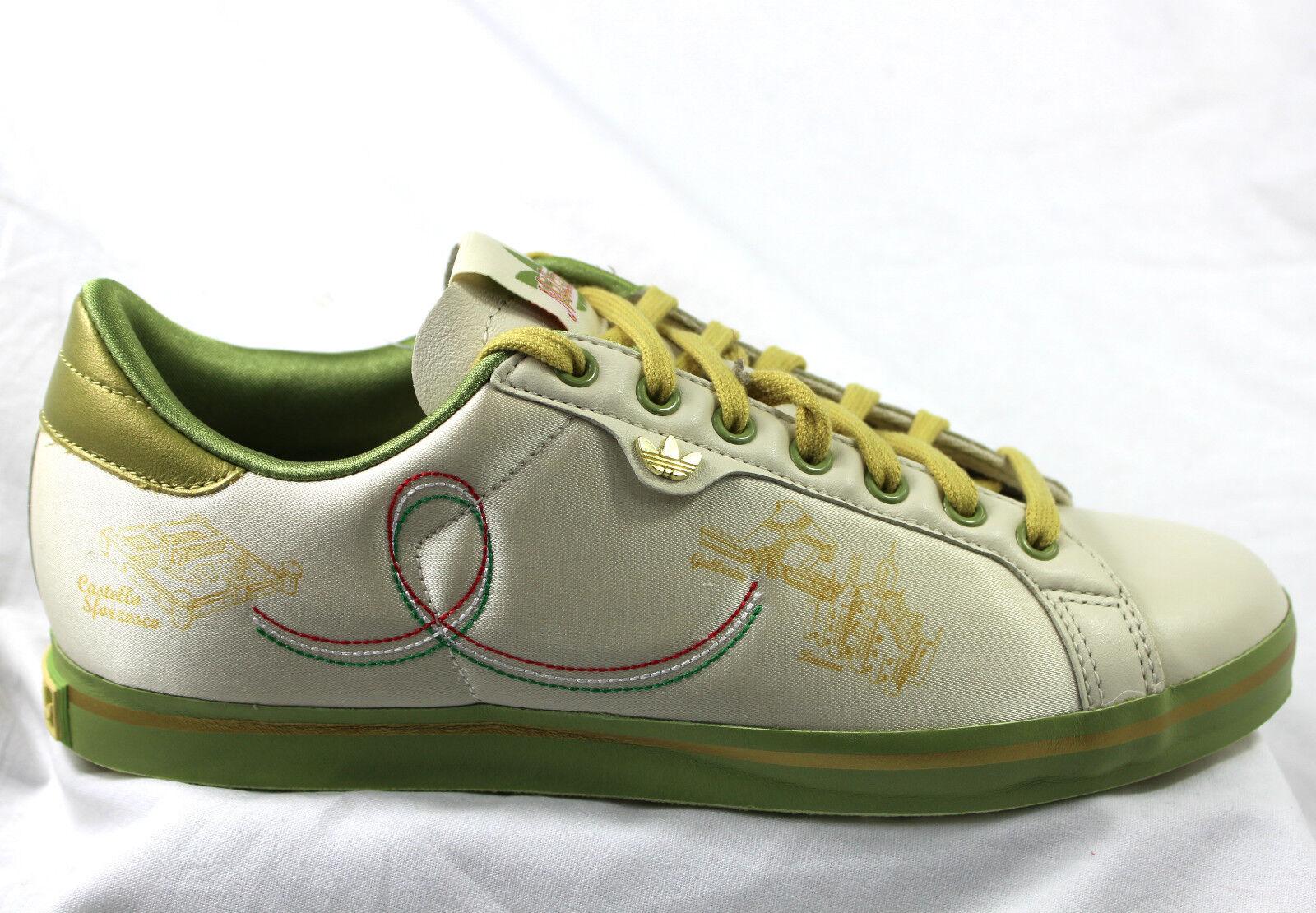 Adidas Rod Laver Vintage Milano 562425 UK 4.5, 5, 5.5 BNIB & 6 Deadstock 2006 BNIB 5.5 f12ccc