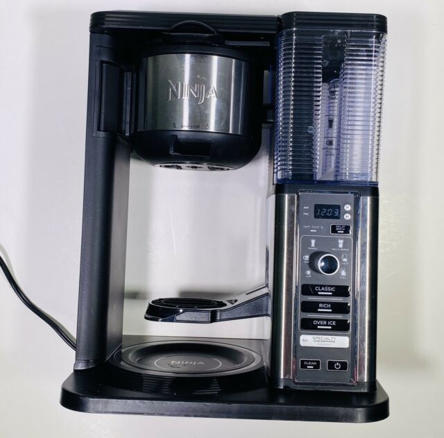 Ninja CM407 Specialty Coffee Maker, with 50 oz. Thermal ...