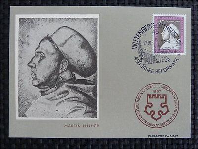 Ddr Mk 1967 Wittenberg Martin Luther Reformation Maximumkarte Maxi Card Mc A9784 Einfach Und Leicht Zu Handhaben