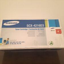 Toner ORIGINALE Samsung SCX 4016-4116-4214-4216 e SF 560-565-750-755