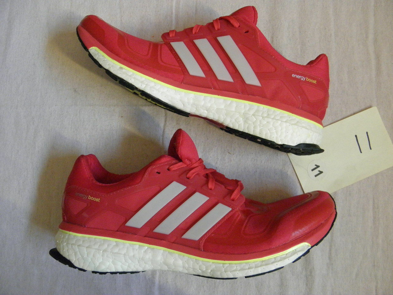 Adidas Energy Boost Ultraboost Yeezy size 11 womens or Price reduction Great discount