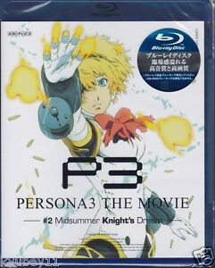 Persona-3-The-Movie-2-Midsummer-Kinght-039-s-Dream-Blu-ray-Japan-English-ANSX-11107