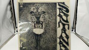 SANTANA Self-Titled Debut COLUMBIA LP Record CS 9781 VG++ cVG/VG+