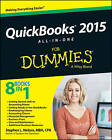 QuickBooks 2015 All-in-One For Dummies by Stephen L. Nelson (Paperback, 2015)