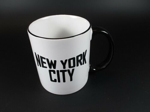 New York City Kaffeetasse weiß Kaffeebecher,Souvenir Tasse,Coffee Mug .
