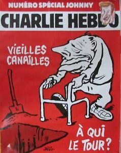 AFFICHE-PUBLICITAIRE-CHARLIE-HEBDO-JOHNNY-HALLYDAY-VIEILLES-CANAILLES-CHIRAC