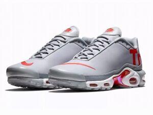 best sneakers 14fd5 aa022 Details about Original Nike Air Max Plus TN SE AQ1088 001 men's Size US 10.5