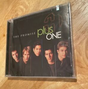Plus-One-CD-The-Promise-2000-Atlantic-Records-NEW-SEALED-Christian-Worship-God