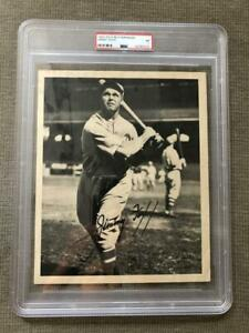 1934 R310 Butterfinger Jimmy Foxx Jimmie Foxx Psa 1 Graded Baseball Card Mlb Ebay