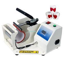 Digital Display Heat Press Transfer Sublimation Machine for Cup Coffee Mug 11oz