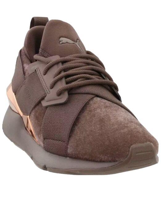 puma sneakers rose