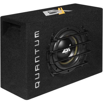 Bajo asiento Bass 20cm subwoofer bassbox woofer gehäusesubwoofer Bass reflex