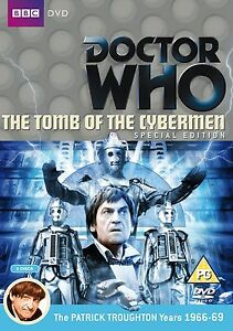 Doctor-Who-The-Tomb-Of-Cybermen-2-Disques-Edition-Speciale-Envoi-en-24hrs
