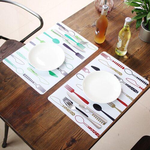 Mat Coasters Table Mat For Dinner Kitchen Accessories Cotton Linen Place Mat