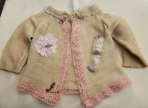 New-Jacket-IN-Shabby-Style-For-Approx-17-11-16-19-11-16in-Bear-Or-Doll