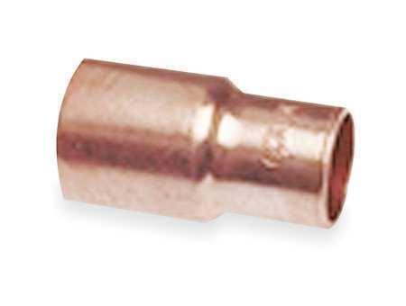 """1//4/"""" x 1//8/"""" NOM FTG x C Copper Reducer NIBCO U6002 1//4x1//8"""