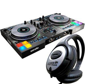Hercules-DJControl-Jogvision-USB-DJ-Controller-keepdrum-Kopfhoerer