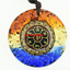 Tibet-Buddha-Pendant-Om-Mani-Mantra-Necklace-Amulet-Blessed-Buy-2-Get-1 thumbnail 3