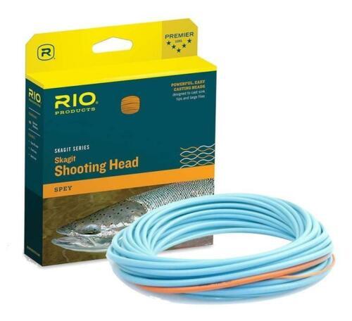 750gr//48.7g RIO Skagit Max LONG Shooting Head 600gr// 650gr//42.2g