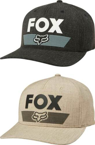 Fox Racing Aviator Flexfit Hat Mens Lid Cap Curved Bill MX MTB Motocross ATV