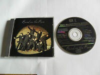PAUL McCARTNEY & Wings - Band On The Run (CD) JAPAN Pressing