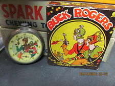 BUCK ROGERS POCKET WATCH 1935 INGRAHAM IN RARE ORIGINAL BOX