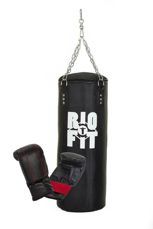 RioFit Sandsack gefüllt 18kg / ca. 80 cm lang