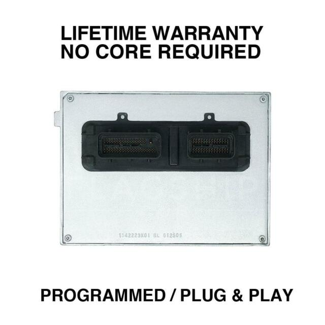 Engine Computer Programmed Plug Play 2006 Chevy Hhr 12600473 2 2l Pcm Ecm Ecu