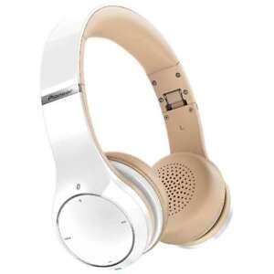 Pioneer-BASS HEAD SE-MJ771BT W Bluetooth Wireless Headphones   FREE ... 5cfe7339cdbd