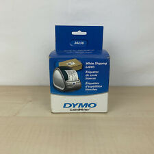 1 Roll Of 300 White Ship Labels 30256 For Dymo Labelwriter 400 450 2 516 X 4