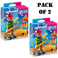 Pack Of 2 Playmobil 4787 Musical Clowns Set create The Next Chart-topping Hit on sale