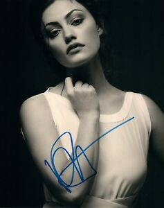 Phoebe-Tonkin-Signed-Autographed-8x10-Photo-Vampire-Diaries-The-100-COA-VD
