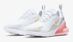 Nike Air Max 270 'White/Pale Pink