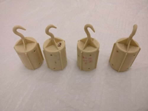 Knitmaster Ribber  set of WEIGHTS x 4 big ones
