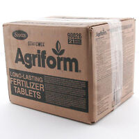 Agriform 20-10-5 Fertilizer Planting Tablets - 500 X 21g Tablet