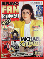 MICHAEL JACKSON BRAVO FAN SPECIAL - GERMAN POSTER MAGAZINE GIANT MAGAZIN MAG