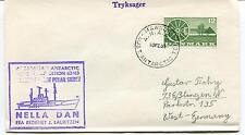 1963 Mawson Australia Antarctic Support Nella Dan Polar Antarctic Cover