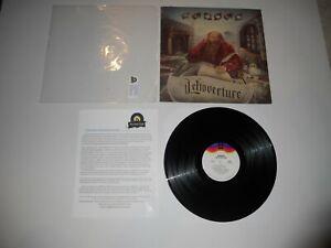 Kansas-Leftoverture-039-81-Reissue-Analog-VG-ULTRASONIC-Clean